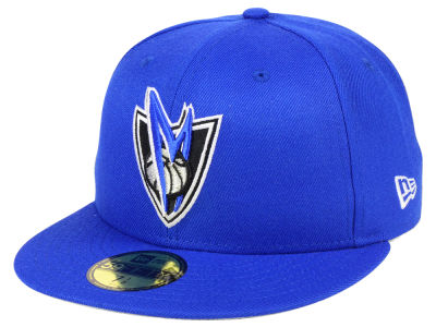 Dallas Mavericks NBA Solid Team 59FIFTY Cap Hats