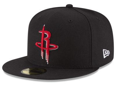 Houston Rockets New Era Nba Solid Team 59fifty Cap Lids Com