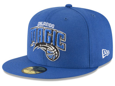 Orlando Magic NBA Solid Team 59FIFTY Cap Hats