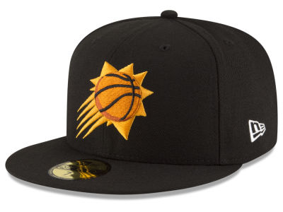 Phoenix Suns NBA Solid Team 59FIFTY Cap Hats