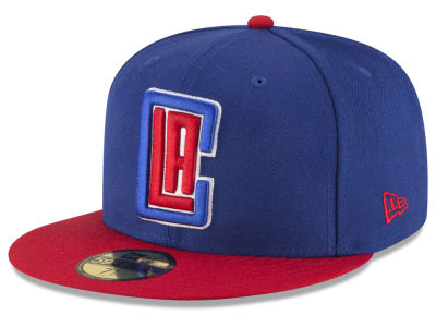 Los Angeles Clippers NBA 2 Tone Team 59FIFTY Cap Hats