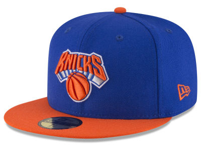 New York Knicks NBA 2 Tone Team 59FIFTY Cap Hats