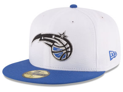 Orlando Magic NBA 2 Tone Team 59FIFTY Cap Hats