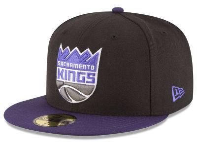 Sacramento Kings New Era Nba 2 Tone 59fifty Cap Lids Com