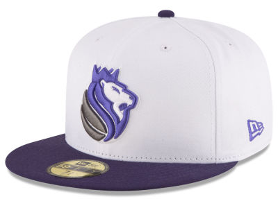 Sacramento Kings NBA 2 Tone Team 59FIFTY Cap Hats