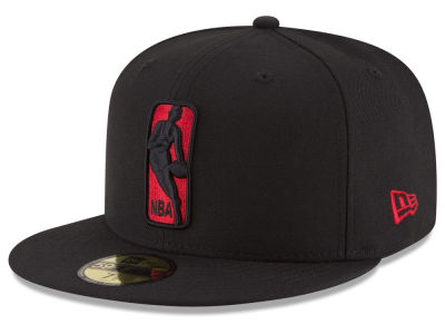 Chicago Bulls NBA Logoman 59FIFTY Cap Hats
