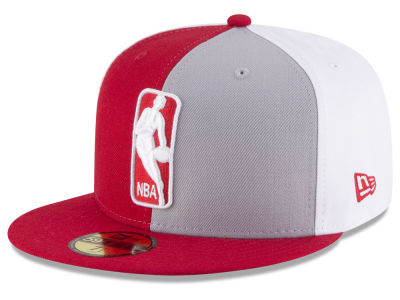 Houston Rockets NBA Logoman 59FIFTY Cap Hats