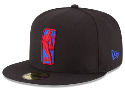Los Angeles Clippers NBA Logoman 59FIFTY Cap Hats