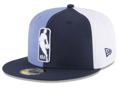 Memphis Grizzlies NBA Logoman 59FIFTY Cap Hats