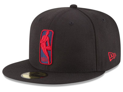 New Orleans Pelicans NBA Logoman 59FIFTY Cap Hats