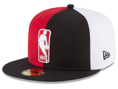 Portland Trail Blazers NBA Logoman 59FIFTY Cap Hats