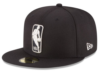San Antonio Spurs NBA Logoman 59FIFTY Cap Hats