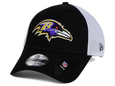Baltimore Ravens NFL Neo Builder 39THIRTY Cap Hats