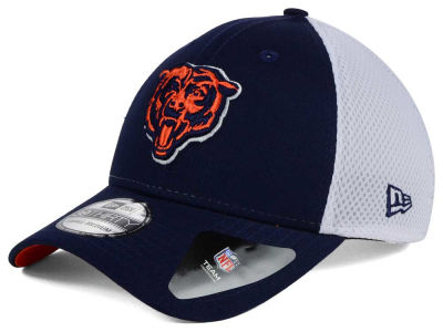 Chicago Bears NFL Neo Builder 39THIRTY Cap Hats