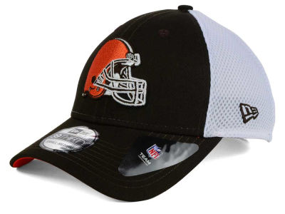 Cleveland Browns NFL Neo Builder 39THIRTY Cap Hats