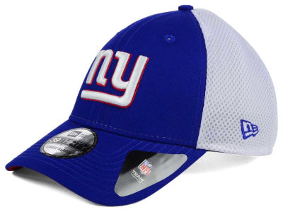 New York Giants NFL Neo Builder 39THIRTY Cap Hats
