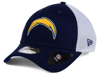 Los Angeles Chargers NFL Neo Builder 39THIRTY Cap Hats