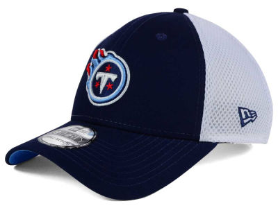 Tennessee Titans NFL Neo Builder 39THIRTY Cap Hats
