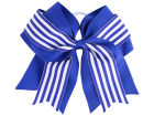 Kentucky Wildcats 3inch Layered Stripe Ponytail Headbands & Wristbands
