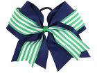 Seattle 3inch Layered Stripe Ponytail Headbands & Wristbands