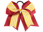 Iowa State Cyclones 3inch Layered Stripe Ponytail Headbands & Wristbands