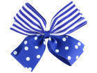 Kentucky Wildcats Polka Dot/Stripe Combo Bow Headbands & Wristbands