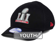 New Era Super Bowl LI Kids NEO 39THIRTY Cap Stretch Fitted Hats