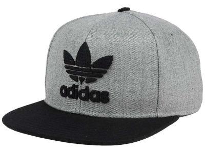 Lids Custom Hats >> adidas Originals Trefoil Chain Snapback Cap | lids.com
