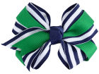 Seattle Two Tone Fluff with Knot Headbands & Wristbands