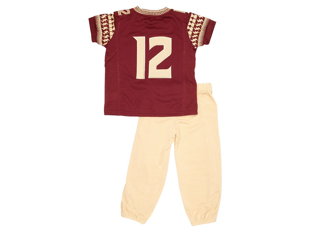 florida state seminoles ncaa toddler jersey pant set hot sale.