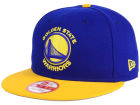 Golden State Warriors New Era NBA 2-Tone Warriors Chase 9FIFTY Snapback Cap Adjustable Hats