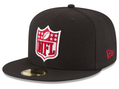 Atlanta Falcons NFL Team Shield 59FIFTY Cap Hats