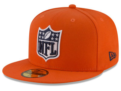Denver Broncos NFL Team Shield 59FIFTY Cap Hats