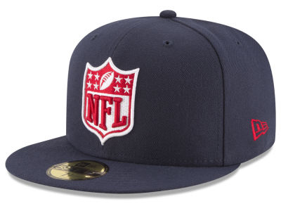 Houston Texans NFL Team Shield 59FIFTY Cap Hats