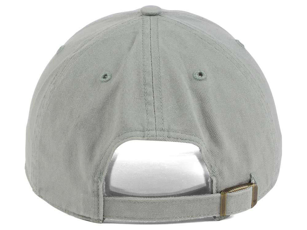 promo code 7ed8d eff64 durable service Los Angeles Angels  47 MLB Gray White  47 CLEAN UP Cap ·