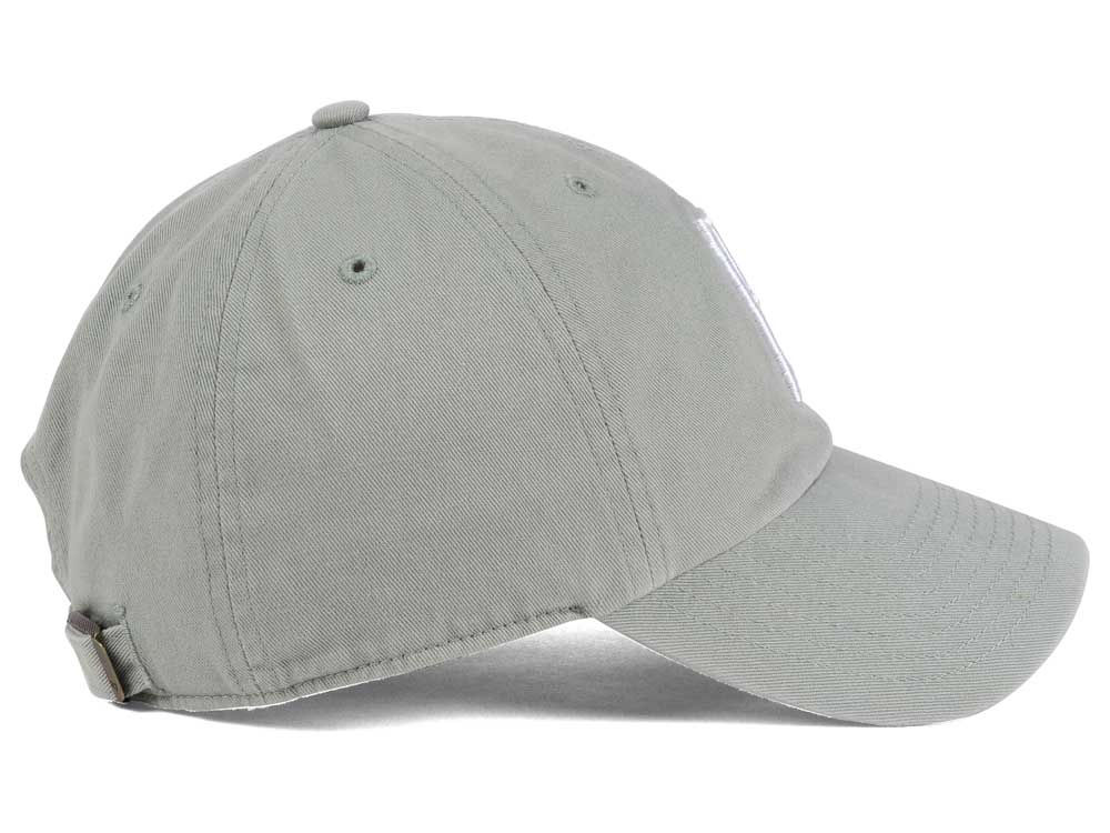 super popular cef82 a528a outlet Pittsburgh Pirates  47 MLB Gray White  47 CLEAN UP Cap