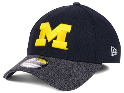 Michigan Wolverines Shadow Tech Diamond Era 39THIRTY Cap Hats