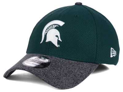 Michigan State Spartans Shadow Tech Diamond Era 39THIRTY Cap Hats