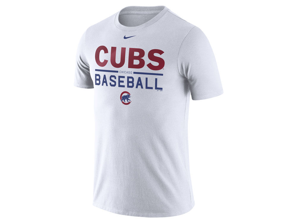 09f606fa6 60%OFF Chicago Cubs Nike MLB Men s Practice T-Shirt - the-well-house.com