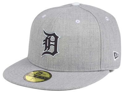 Detroit Tigers MLB Dual Flect 59FIFTY Cap Hats