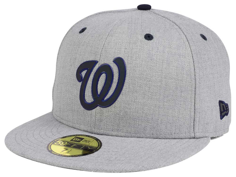 reputable site ad642 4c35c ... store reduced washington nationals new era mlb dual flect 59fifty cap  lovely judicial.gov.