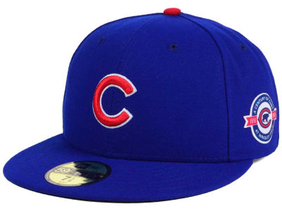 Chicago Cubs MLB Century at Wrigley Field 59FIFTY Cap Hats