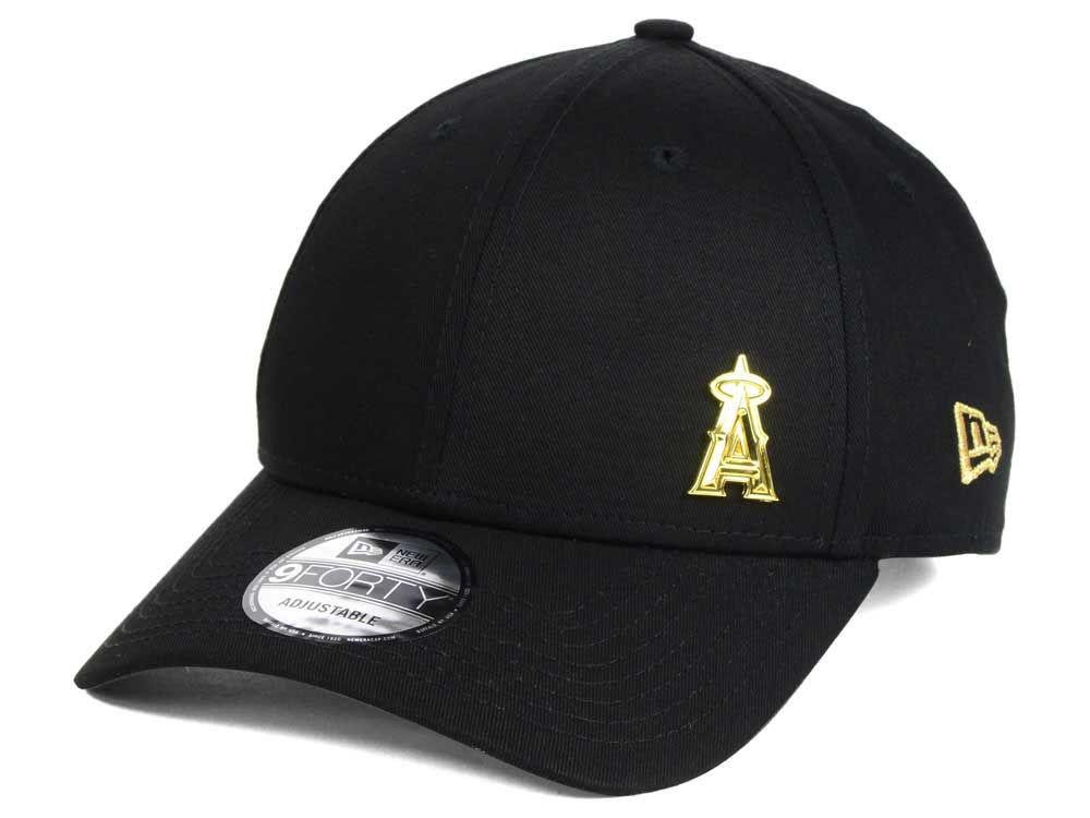8b1001dfd 70%OFF Los Angeles Angels New Era MLB O Gold Flawless 9FORTY Cap ...