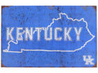 Kentucky Wildcats Legacy State Tin Sign 11x17 Home Office & School Supplies