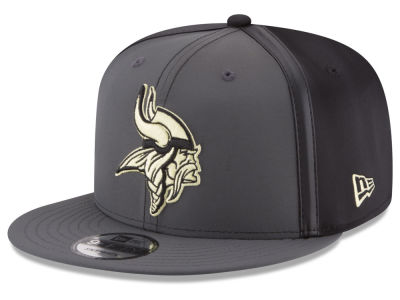 Minnesota Vikings NFL Tactical Camo Band 9FIFTY Snapback Cap Hats