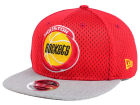 Houston Rockets New Era NBA HWC Heather Mesh Hook 9FIFTY Cap Adjustable Hats