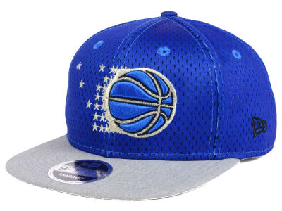 Orlando Magic NBA HWC Heather Mesh Hook 9FIFTY Cap Hats