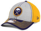 Buffalo Sabres New Era NHL Heathered Neo Cap Stretch Fitted Hats