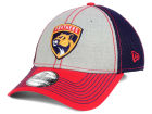 Florida Panthers New Era NHL Heathered Neo Cap Stretch Fitted Hats