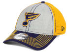 St. Louis Blues New Era NHL Heathered Neo Cap Stretch Fitted Hats